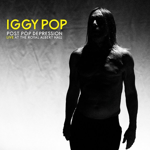 Iggy Pop Iggy Pop - Live At The Royal Albert Hall (3 LP) eric clapton eric clapton slowhand at 70 live at the royal albert hall 3 lp dvd