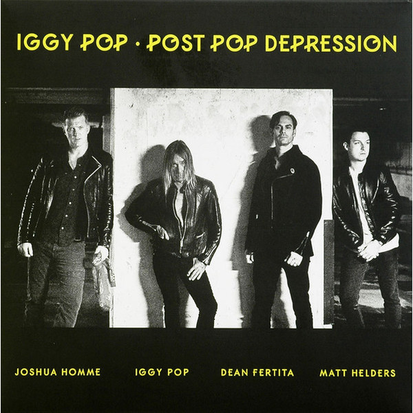 цена Iggy Pop Iggy Pop - Post Pop Depression онлайн в 2017 году