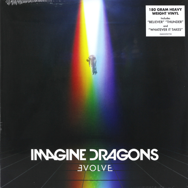 Imagine Dragons - Evolve (180 Gr)