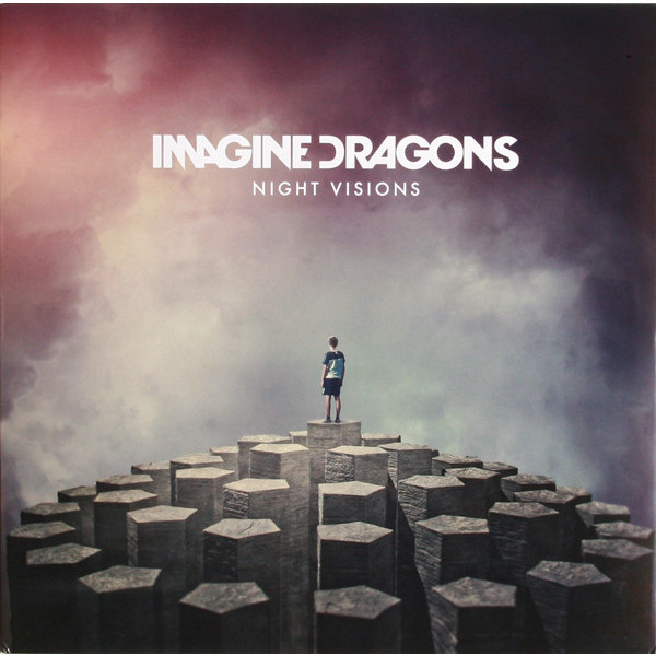 Imagine Dragons Imagine Dragons - Night Visions imagine dragons арнем