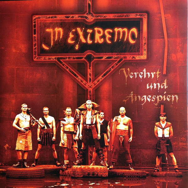 In Extremo In Extremo - Verehrt Und Angespien in extremo in extremo vinyl collection 8 lp