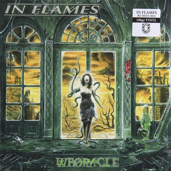 In Flames In Flames - Whoracle (180 Gr) in flames 30 октября киев украина билет