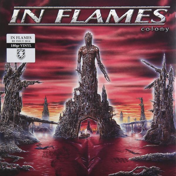In Flames In Flames - Colony (180 Gr) in flames 30 октября киев украина билет