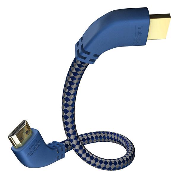 Фото - Кабель HDMI Inakustik Premium HDMI 90 1.5 m кабель hdmi inakustik premium hdmi 90° 3 0 m 0042503
