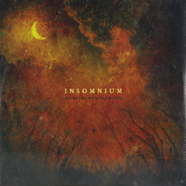 Insomnium - Above The Weeping World (2 LP)