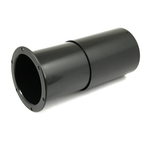 Труба фазоинвертора Intertechnik BR100 V/SW труба фазоинвертора intertechnik br70v sw