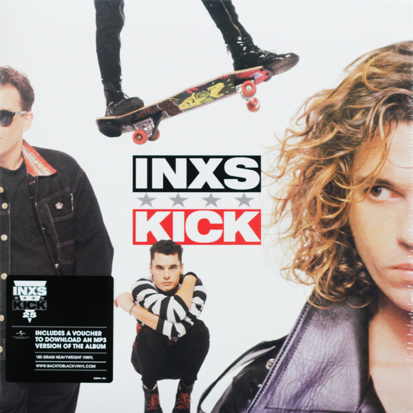 INXS INXS - Kick (180 Gr) pulsar для alcatel one touch 5051d pop4 lte black