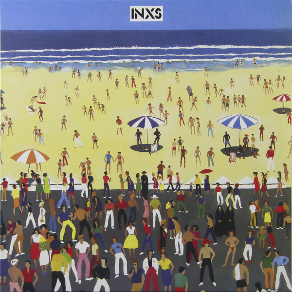 INXS INXS - Inxs inxs inxs welcome to wherever you are