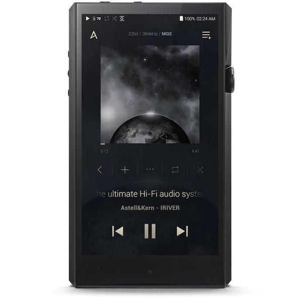 Портативный Hi-Fi плеер iriver Astell&Kern A&ultima SP1000 256Gb Black плеер iriver astell