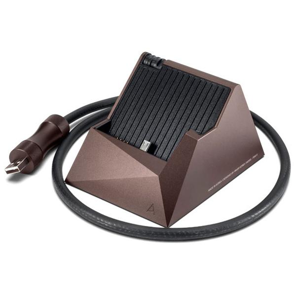 Портативный Hi-Fi плеер iriver Astell&Kern Док-станция  AK380 Cradle Meteoric Titan astell