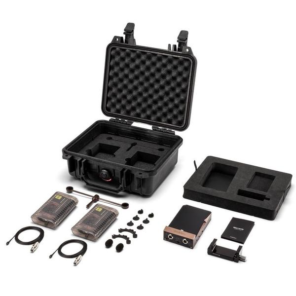 Портативный Hi-Fi плеер iriver Astell&Kern Портативный рекордер  AK Recorder MIC KIT astell