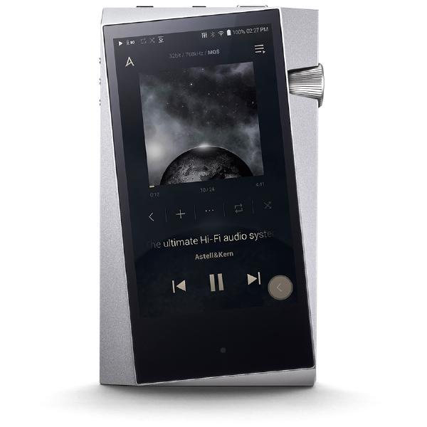 Портативный Hi-Fi плеер Astell&Kern SR 25 64Gb Silver