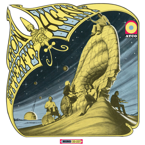 Iron Butterfly - Heavy (mono)