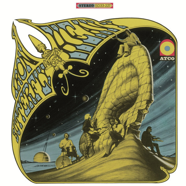 Iron Butterfly Iron Butterfly - Heavy (stereo Version)
