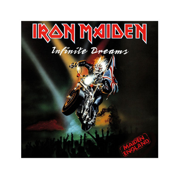 Iron Maiden - Infinite Dreams (live) (7 )