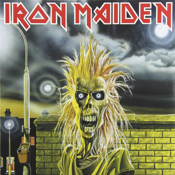Iron Maiden Iron Maiden - Iron Maiden iron maiden iron maiden somewhere in time