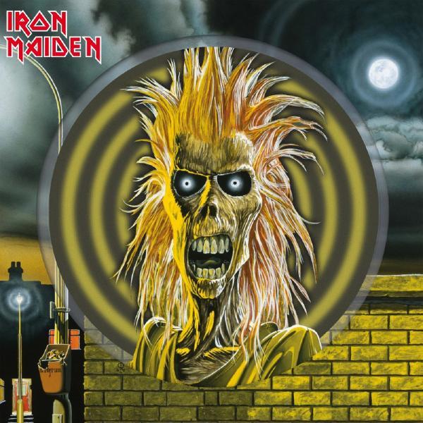 Iron Maiden Iron Maiden - Iron Maiden (40th Anniversary) (picture Disc) iron maiden iron maiden maiden england 88 picture disc 2 lp