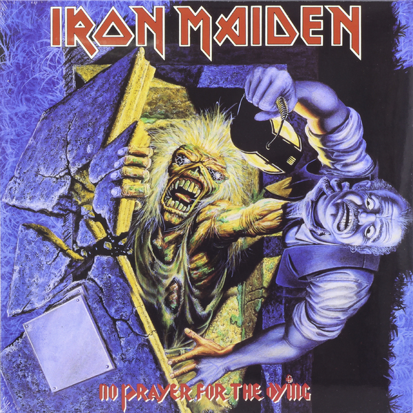 Iron Maiden Iron Maiden - No Prayer For The Dying (180 Gr) iron maiden iron maiden rock in rio 3 lp 180 gr