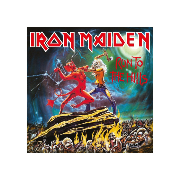 Iron Maiden Iron Maiden - Run To The Hills
