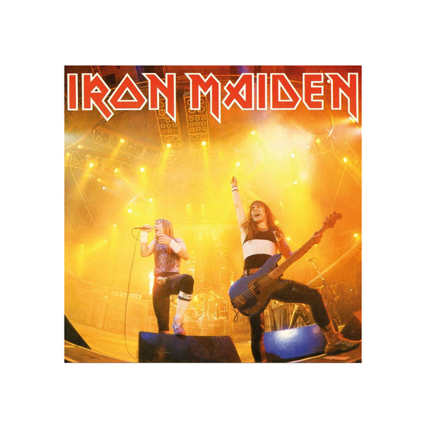 Iron Maiden Iron Maiden - Running Free (live) cd iron maiden a matter of life and death