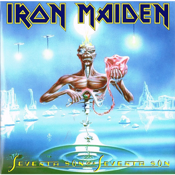 Iron Maiden Iron Maiden - Seventh Son Of A Seventh Son оправа seventh street seventh street se045dwcqyi2