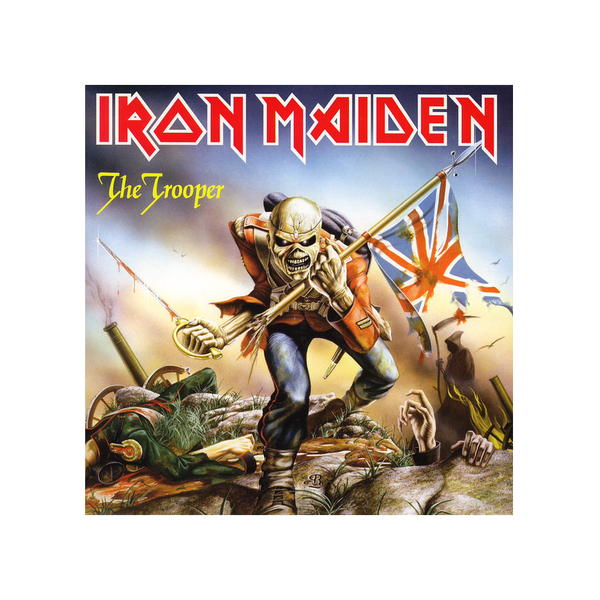 Iron Maiden Iron Maiden - The Trooper (7 )