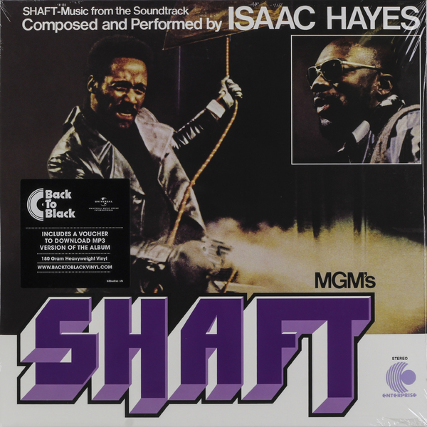 Isaac Hayes Isaac Hayes - Shaft (2 Lp, 180 Gr) guano apes guano apes proud like a god 180 gr colour