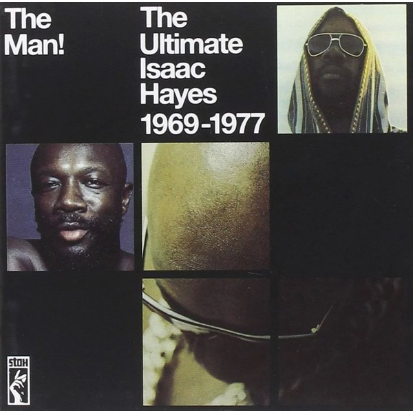 Isaac Hayes - The Man!: Ultimate (2 LP)