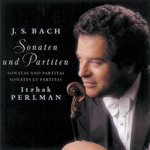 Itzhak Perlman - Bach, Js: Complete Sonatas Partitas For Solo Violin (180 Gr, 3 LP)