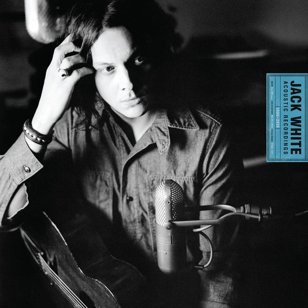 Jack White Jack White - Acoustic Recordings 1998-2016 (2 LP)