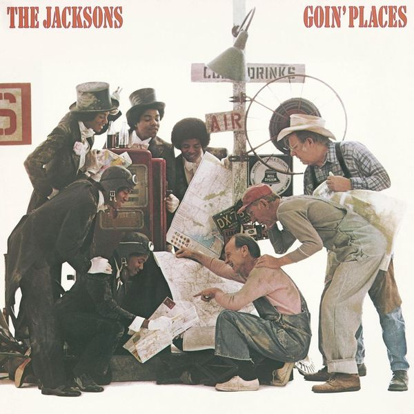Jackson 5 5Jacksons - Goin Places