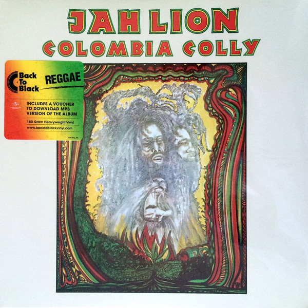 Jah Lion Jah Lion - Colombia Colly yabby u yabby u jah jah way