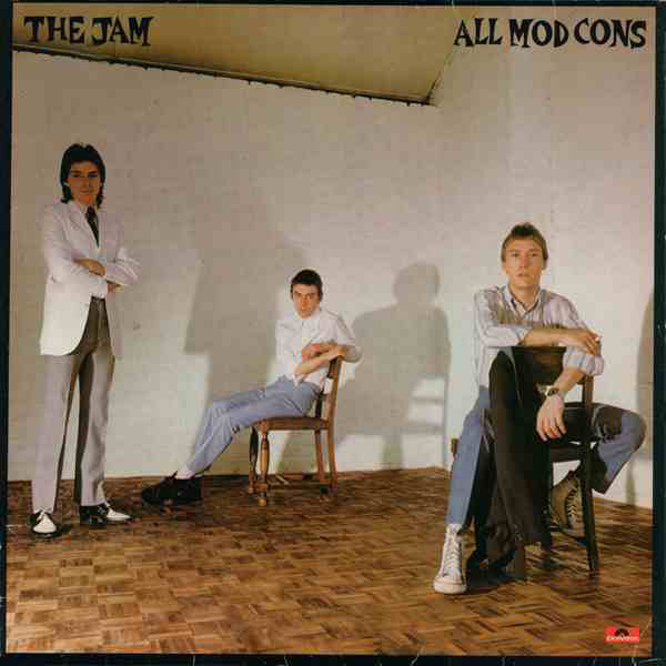 JAM JAM - All Mod Cons