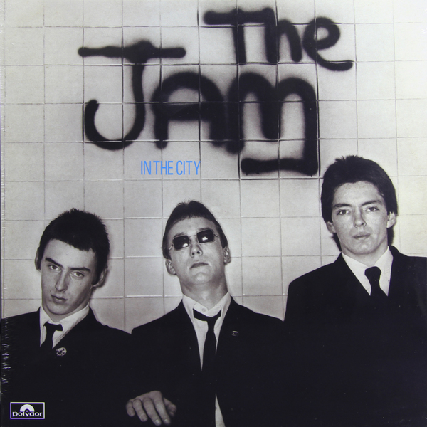 JAM JAM - In The City the jam the jam all mod cons lp