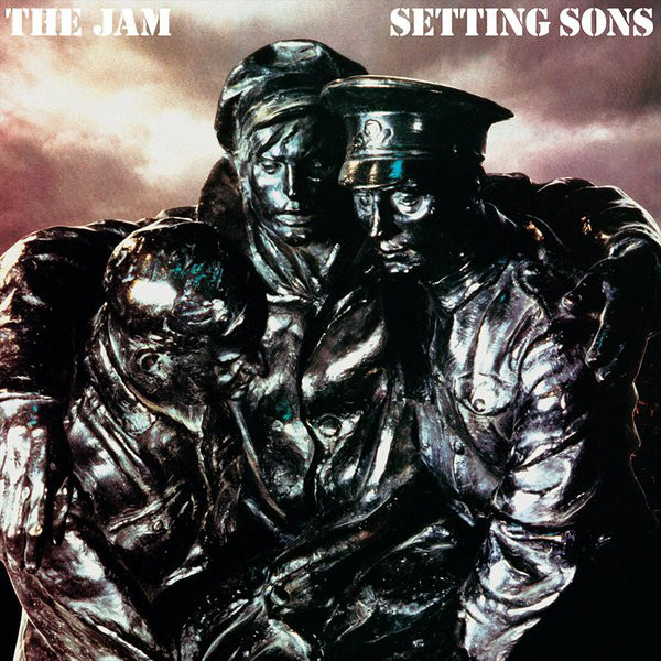 JAM JAM - Setting Sons the jam the jam all mod cons lp