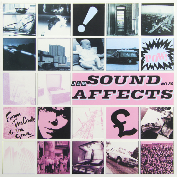 JAM JAM - Sound Affects the jam the jam all mod cons lp