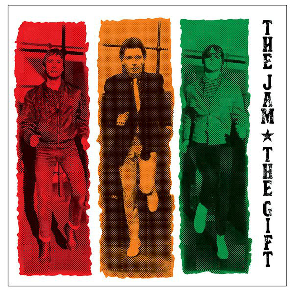 JAM JAM - The Gift the jam the jam setting sons deluxe edition 2 cd