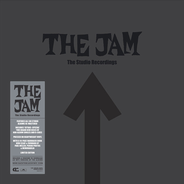JAM JAM - The Studio Recordings (8 LP)