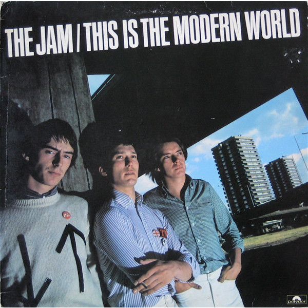 JAM JAM - This Is The Modern World the jam the jam all mod cons lp