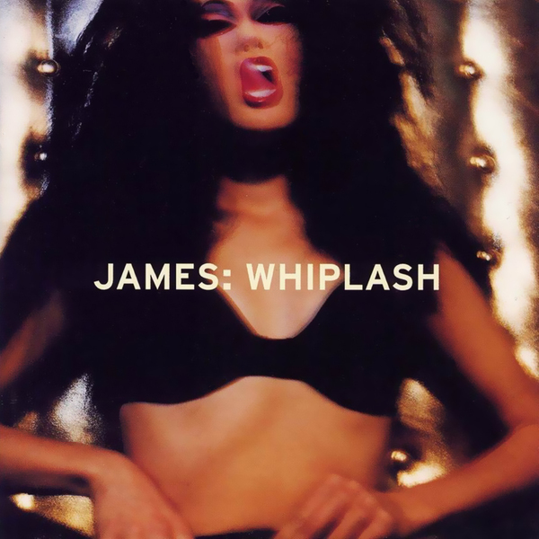JAMES JAMES - Whiplash (2 LP) лента james