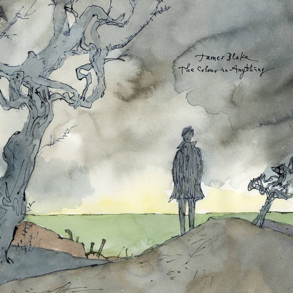 James Blake James Blake - The Colour In Anything (2 LP)