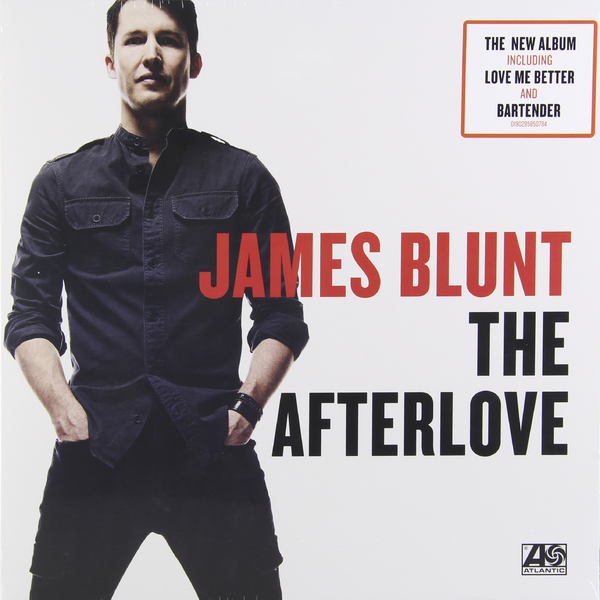 James Blunt James Blunt - The Afterlove james blunt – the afterlove lp