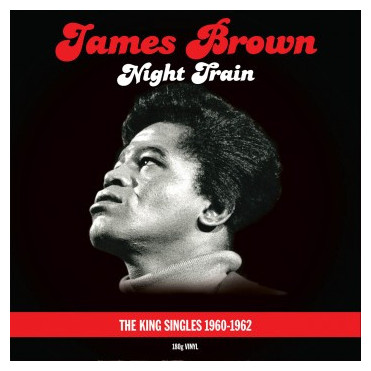 James Brown James Brown - Night Train. King Singles 60-62 (2 LP) candice guo super q cartoon chubby hamster squirrel plush toy doll backpack shoulder bag birthday gift 1pc