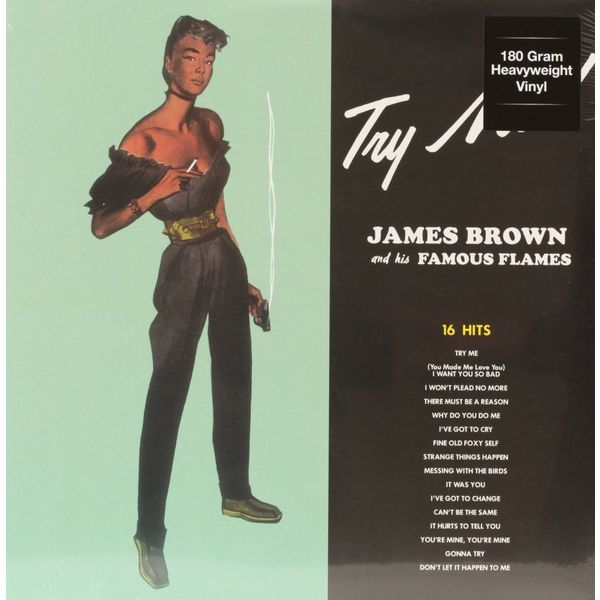 James Brown James Brown - Try Me
