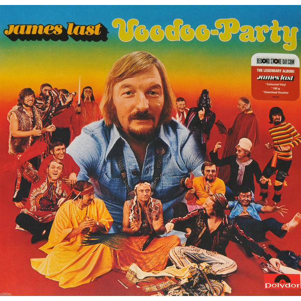James Last James Last - Voodoo-party лента james