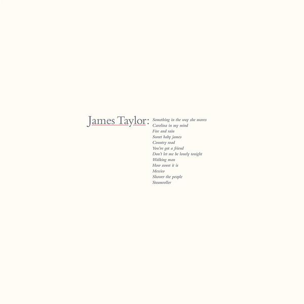 James Taylor - Greatest Hits (180 Gr)