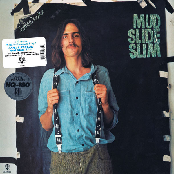James Taylor James Taylor - Mud Slide Slim And The Blue Horizon taylor cole relogio tc013