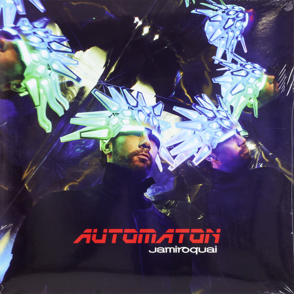 Jamiroquai Jamiroquai - Automaton (2 LP) jamiroquai jamiroquai the return of the space cowboy 2 lp 180 gr
