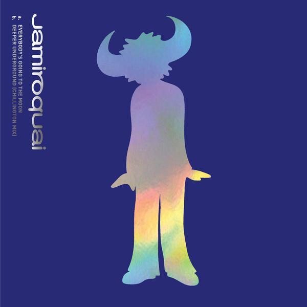Jamiroquai Jamiroquai - Everybody's Going To The Moon (limited, 180 Gr, Single)