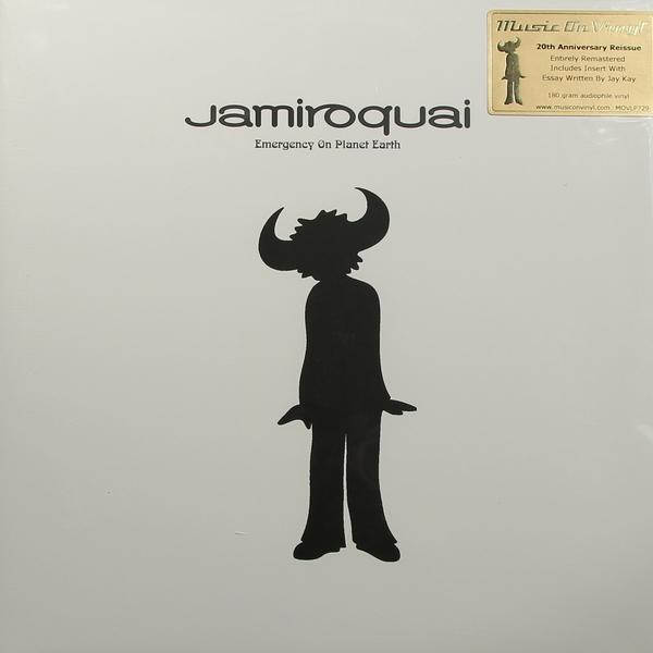 Jamiroquai Jamiroquai - Emergency On Planet Earth